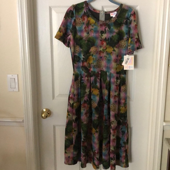 LuLaRoe Dresses & Skirts - Lularoe Amelia Dress